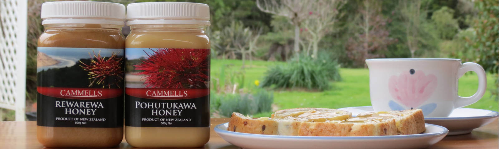Delicious New Zealand Honey