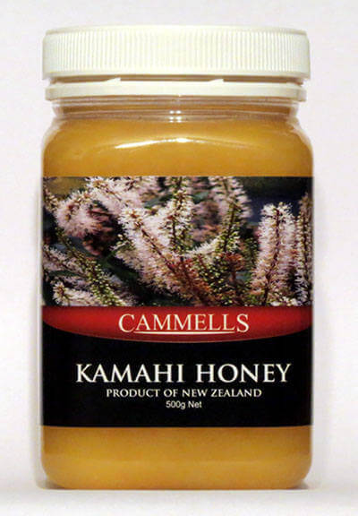 Kamahi Honey 500gm