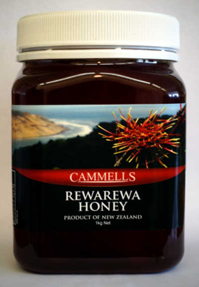 Liquid Rewarewa Honey 1kg