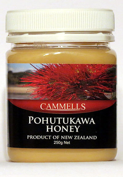Pohutukawa Honey 250gm