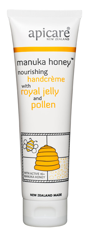 Manuka with Royal Jelly and Pollen Hand Creme 200g