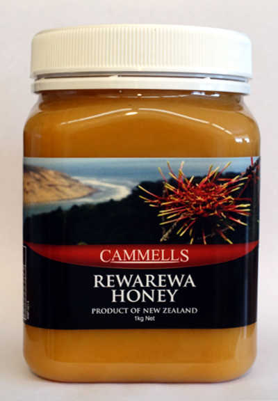 Rewarewa Honey 1kg