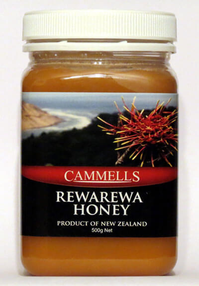 Rewarewa Honey 500gm