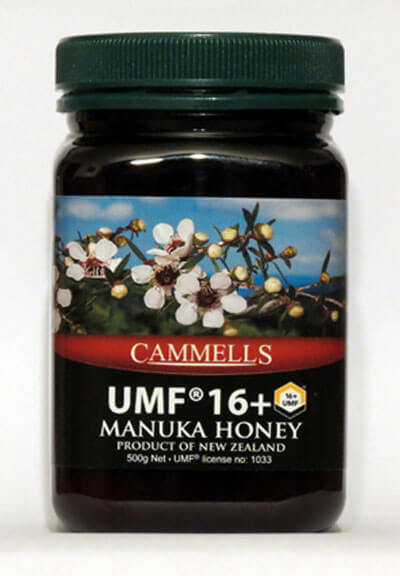 UMF® 16+ Manuka Honey 500gm