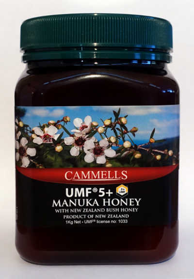 UMF® 5+ Manuka Honey 1kg