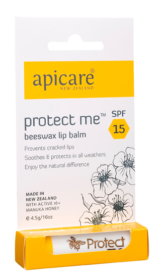 Protect Me Beeswax Lip Balm SPF 15+ 4.5gm