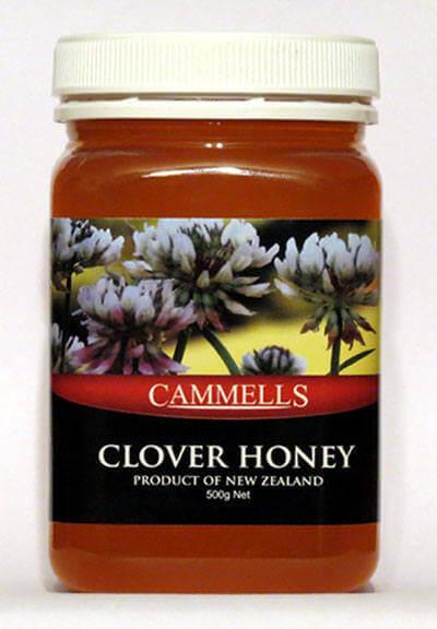 Liquid Clover Honey 500gm