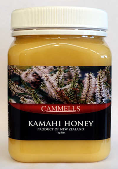 Kamahi Honey 1kg