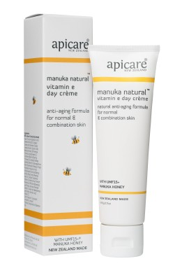 Manuka Natural Vitamin E Day Creme