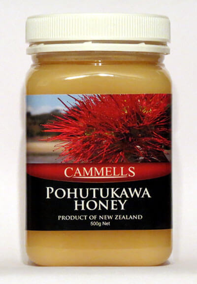 Pohutukawa Honey 500gm