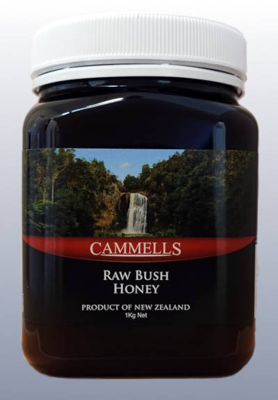 Raw Bush Honey 1kg
