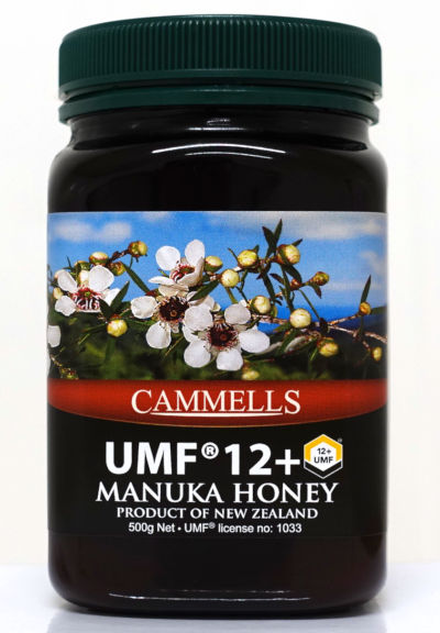 UMF® 12+ Manuka Honey 500gm
