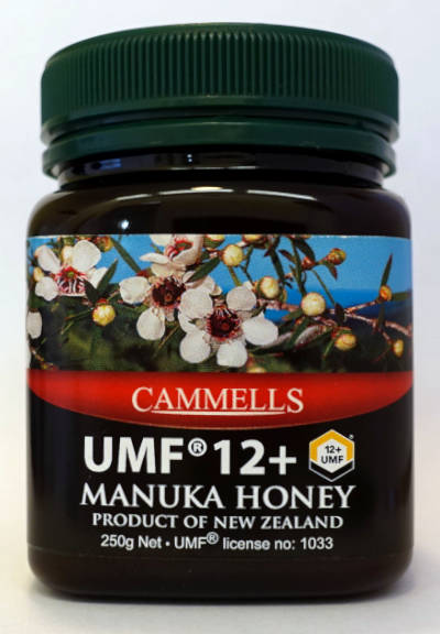 UMF® 12+ Manuka Honey 250gm