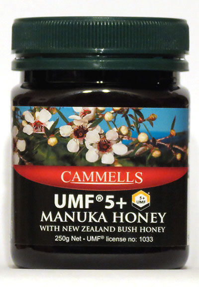 UMF® 5+ Manuka Honey 250gm